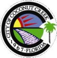 Seal of Coconut Creek, Florida.png