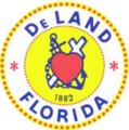 Seal of DeLand, Florida.png