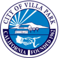 Seal of Villa Park, California.png