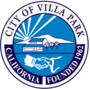 Villa Park, California - Image: Seal of Villa Park, California