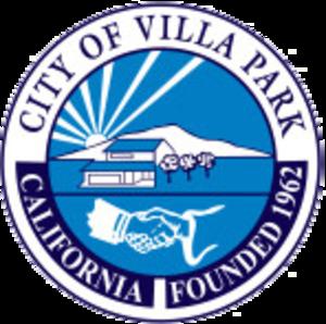Villa Park, California