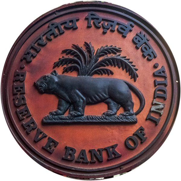 File:Seal of the Reserve Bank of India.png