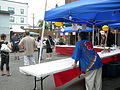 Seattle Bon Odori 2007 beer garden 02.jpg
