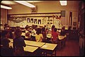 Second Graders Pledge Allegiance in Rockport Elementary School 02-1973 (3930866363).jpg