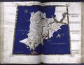 Second map of Europe (Spain). Full gold border (NYPL b12455533-427015).tif