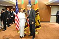 Secretary Kerry Delivers Remarks With Sri Lankan President Maithripala Sirisena (29209460404).jpg