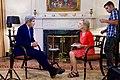 Secretary Kerry is Interviewed by Andrea Mitchell in Cuba (20555381186).jpg