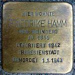 Friederike Hamm