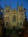 Selby Abbey, west front.JPG