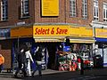 Select & Save, North End Road, Fulham, London 01.jpg