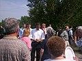 Sen. Barack Obama visits Boone (558445132).jpg