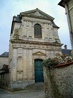 Церква святих Бориса і Гліба (Санліс)