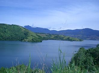 Lake Sentani - Image: Sentani Lake