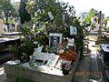 Serge Gainsbourg'tomb, Montparnasse cemetery.JPG