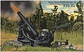 Service firing 240-MM Howitzer, M17, Camp Forest, Tullahoma, Tenn.jpg