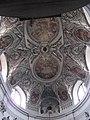 Servitenkirche-Vienna ceiling fresco.JPG