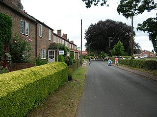 Sessay Village and civil parish in North Yorkshire, England