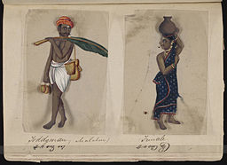 Seventy-two Specimens of Castes in India (62)