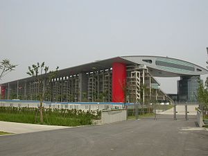 Shanghai International Circuit - Image: Shanghai International Circuit 2