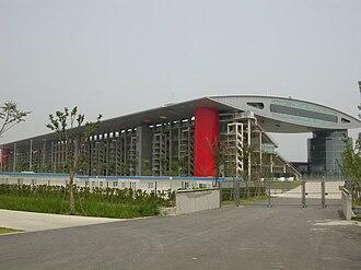 Shanghai International Circuit - Image: Shanghai International Circuit 2