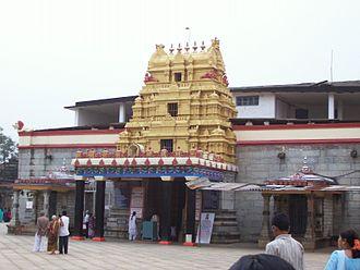 Sringeri - Sharadamba temple