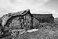 Sheds, Lindisfarne - geograph.org.uk - 1503155.jpg