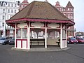 Shelter on the Promenade, Bexhill-on-Sea - geograph.org.uk - 638434.jpg