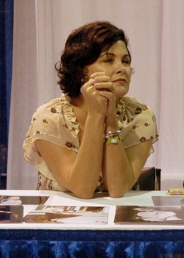 Photo Sherilyn Fenn via Wikidata
