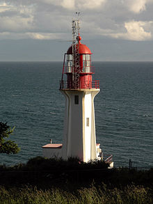 Miraculous List Of Lighthouses In Canada Wikipedia Download Free Architecture Designs Lukepmadebymaigaardcom