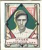 Sherry Magee, Philadelphia Phillies, baseball card portrait LCCN2007683843.tif