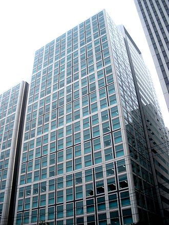 Sony Mobile - Headquarters at Shinagawa Seaside Tower