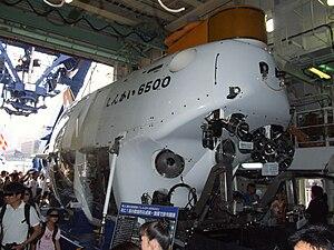 DSV Shinkai 6500 - Shinnkai 6500