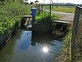 Shiraoka Kuronuma Canal Most Downstream 1.JPG