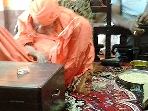 Shivakumara Swami - Sivakumara Swamiji, Siddaganga Matha, Tumkuru, Karnataka.