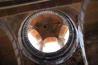 Shoghakat Belltower interior.JPG
