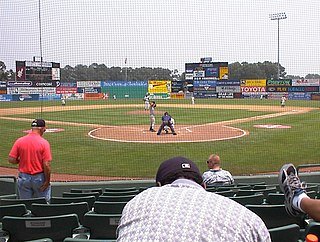 Class A (baseball) Fourth-highest level of competition in Minor League Baseball