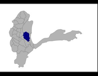 Shuhada District Place in Badakhshan
