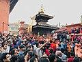 Siddhikali Jatra of Baisakh 1st.jpg