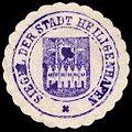 Siegelmarke Siegel der Stadt Heiligenhafen W0229327.jpg