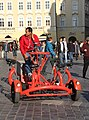 Sightseeing ConferenceBike in Prague - 002.jpg