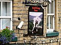 Sign of The Railway Inn - geograph.org.uk - 1470517.jpg