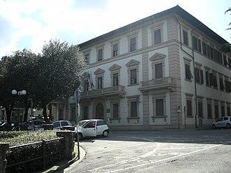 Signa - Image: Signa municipio 01