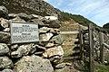 Signpost near Ynys Y Fydlyn - geograph.org.uk - 1408888.jpg
