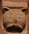 Sigolsheim, romanesque relief head of scary cat.jpg