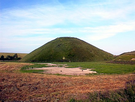Silbury Hill – Europe's largest man-made earthwork