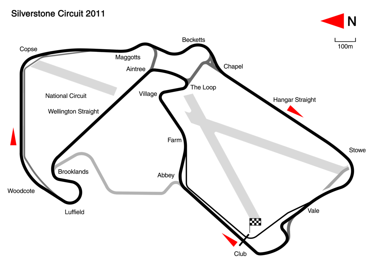 Silverstone Circuit Wikipedia K Map Diagram