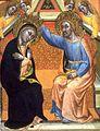 Simone dei Crocifissi-Le couronnement de la Vierge.jpg
