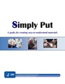 Simply put; a guide for creating easy-to-understand materials.pdf