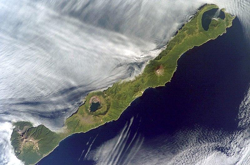 NASA Simushir