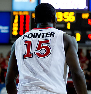 Sir'Dominic Pointer - Pointer vs Florida State in 2013.